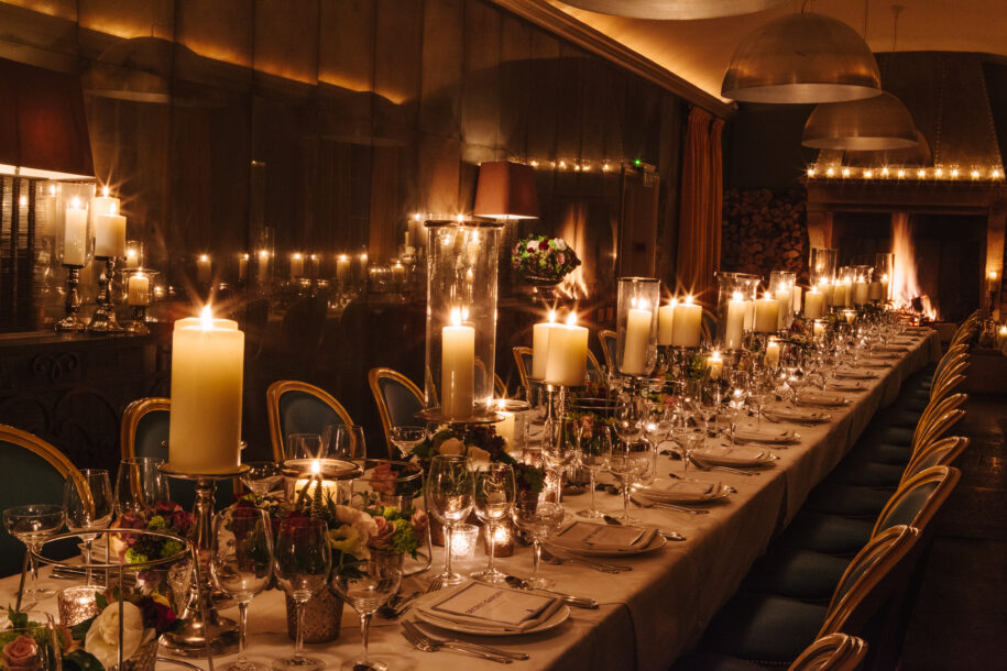 Long table event planner london